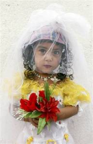 nina de 10 anos casada arabia saudita
