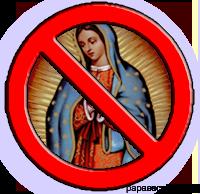 Di no a la virgen maria... tu puedes quitarte este abuso!