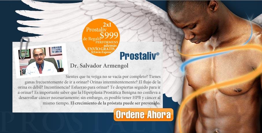 Agrandamiento sincero de la próstata