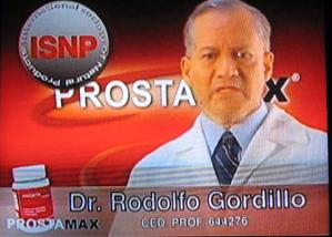 Dr. javier gordillo de anda prostamax