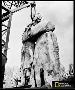 Stonehenge, caiste en el dia de los santos inocentes